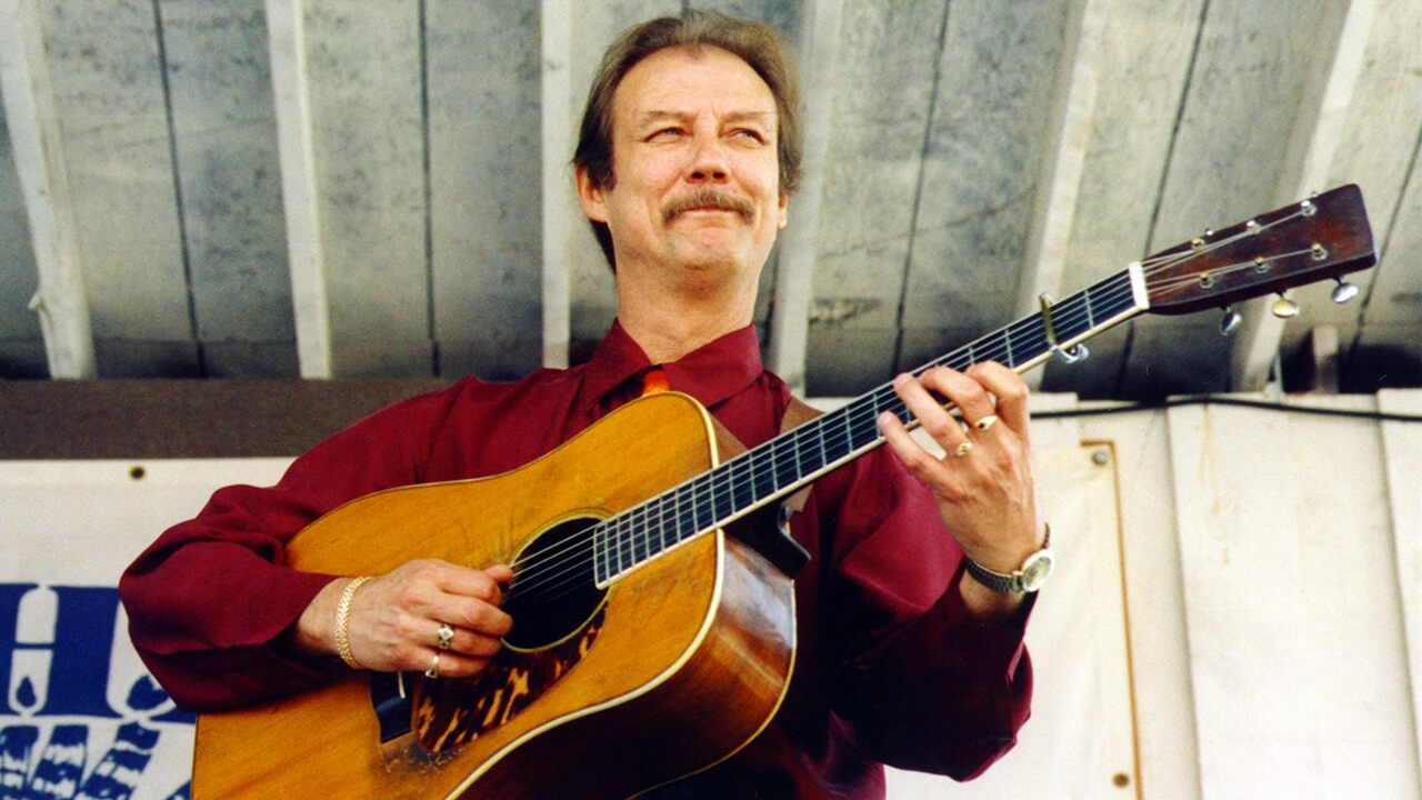 Tony Rice, bluegrass legend, is dead at the age of 69