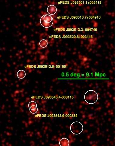 A new astronomical cluster discovered by astronomers