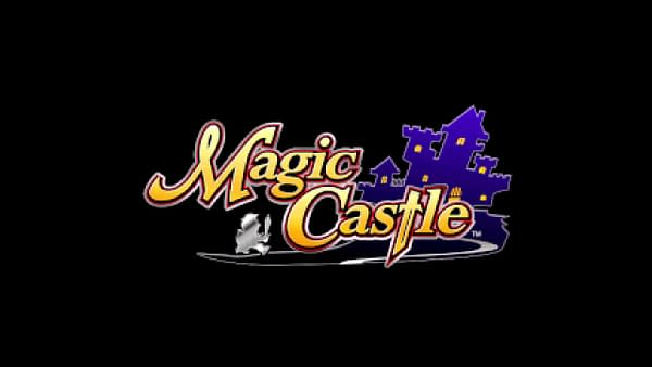 A forgotten PS1 game called Magic Castle was released