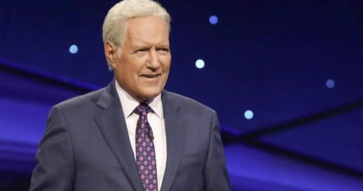 """Alex Trebek's latest movie """"Jeopardy!""""  The episode ends with a passionate tribute"""