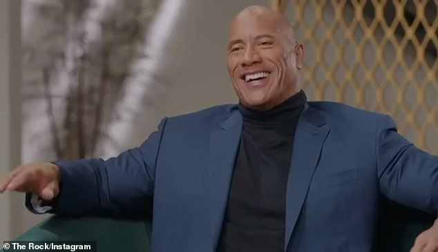 Taste: Dwayne Johnson 'The Rock' has shared a teaser for his upcoming sitcom - Young Rock - which chronicles his early years before fame and fortune