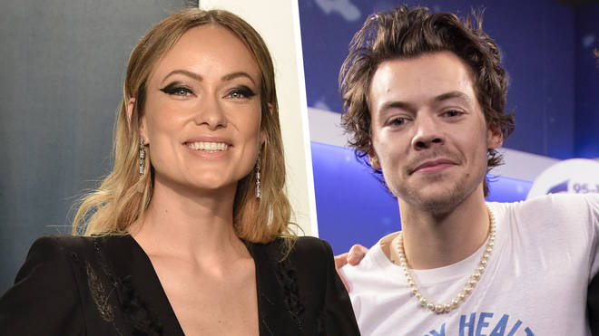 It has been reported dating Harry Styles and Olivia Wilde