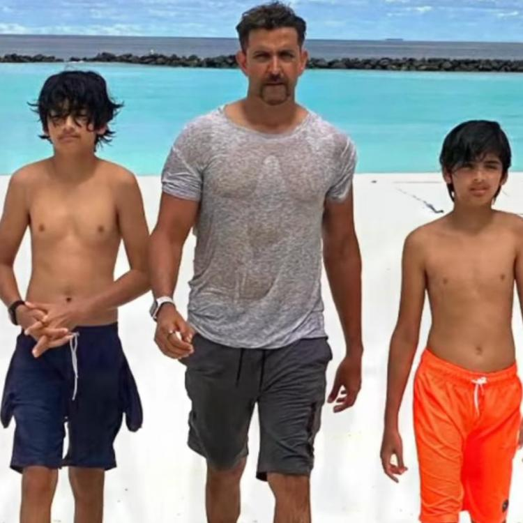 Hrithik Roshan, aka 'Rye', gets a sincere wish on the occasion of his ex-wife Susan Khan's birthday: World's Best Father