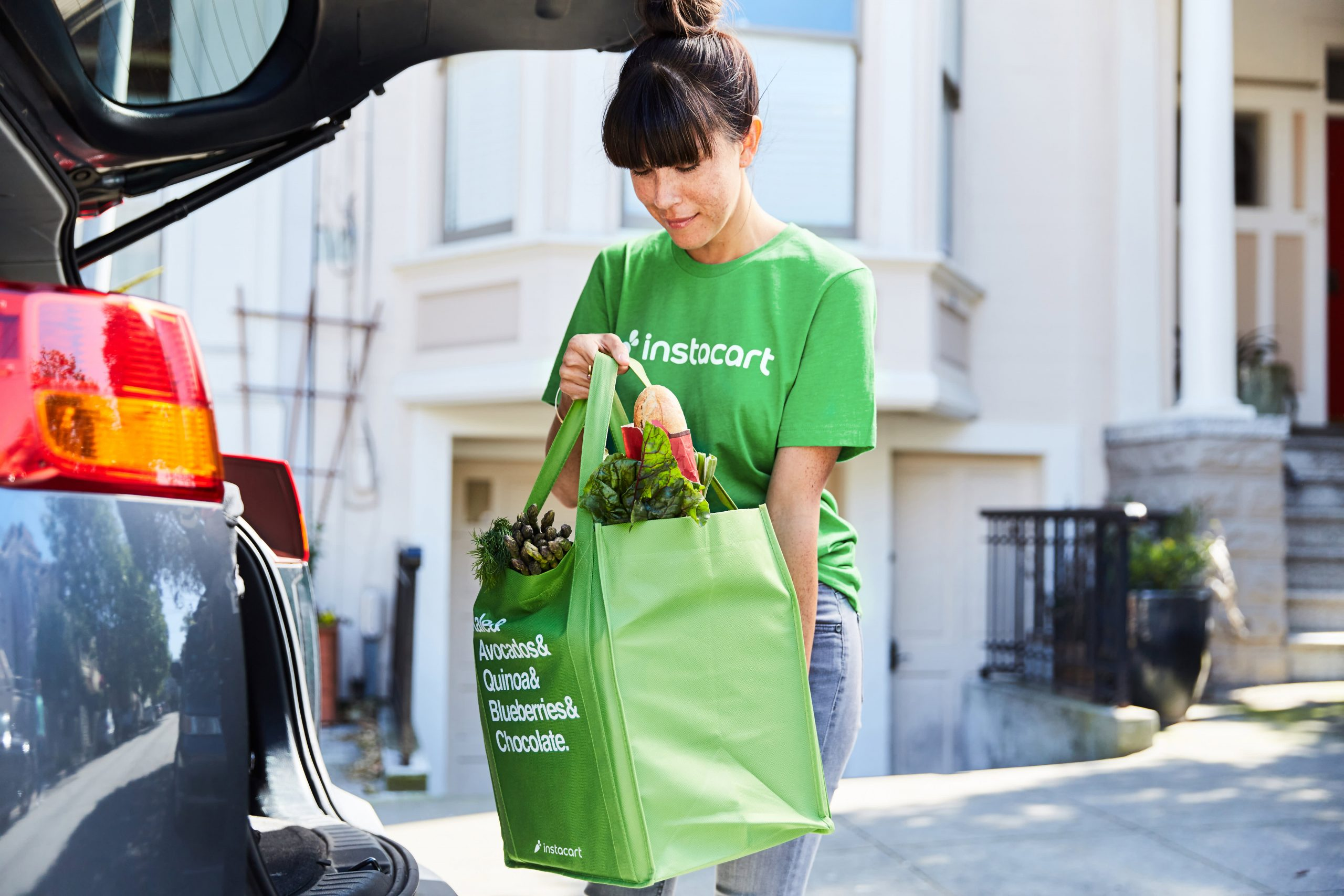 Instacart is choosing Goldman Sachs banker as CFO ahead of the expected IPO in 2021