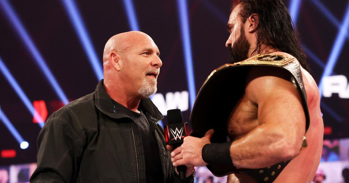 Roundup Roundup: Return of Goldberg, Original Raw Plans, Mickie James, More!
