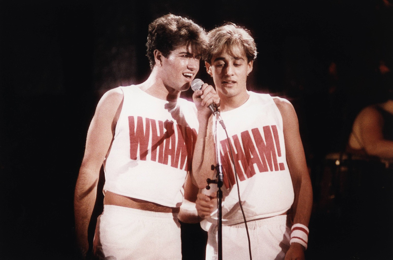 Wham's last Christmas completes his 36-year journey to the top of the UK chart