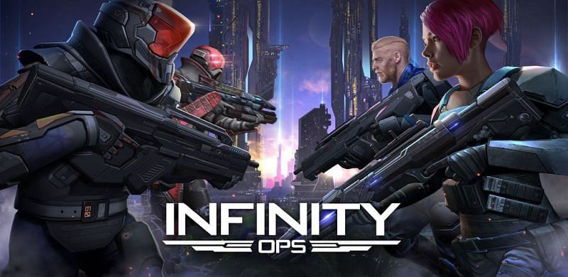 Infinity Ops a des paramètres Cyberpunk (Image via Infinity Ops)